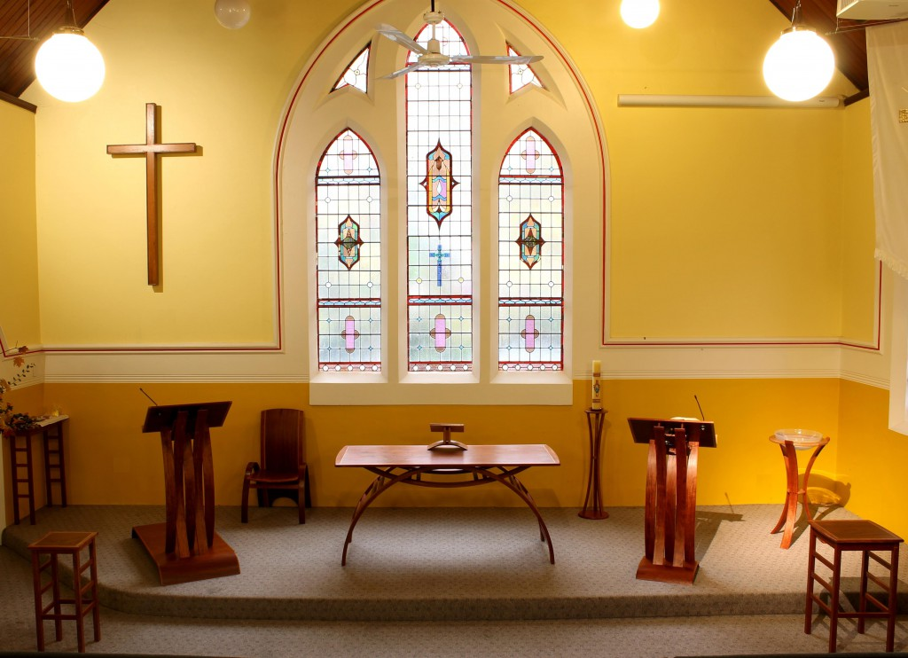 Leura Uniting Church Sanctuary 2a