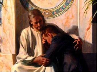 Jesus forgiveness