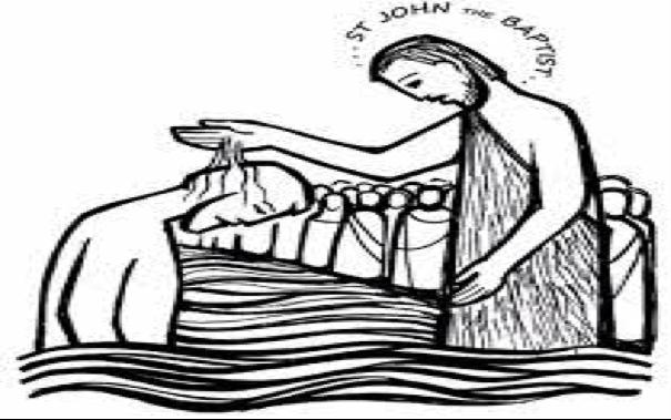 john baptises